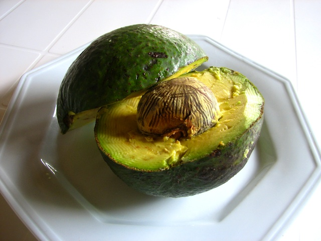 Avocado, picture taken by user Xenia, MorgueFile.com